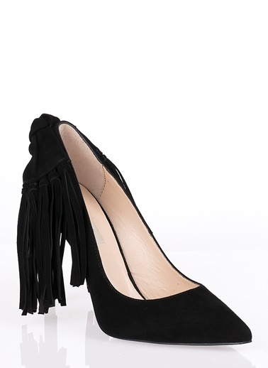 4872c53aa7638 Pier Lucci Topuklu Ayakkabı Siyah Pier Lucci Topuklu Ayakkabı Siyah